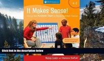 Buy NOW  It Makes Sense! Using the Hundreds Chart to Build Number Sense, Grades K-2  Premium