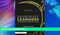Buy NOW  Passionate Learners: How to Engage and Empower Your Students (Eye on Education)  Premium