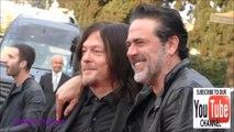 The Walking Dead Bromance : Norman Reedus & Jeffrey Dean Morgan