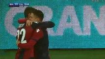Federico Viviani  GOAL HD - Bologna 3-1Palermo 20.11.2016