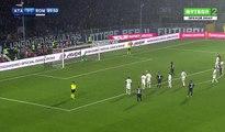 Kurtic J. (Penalty) Goal HD Atalanta2-1AS Roma 20.11.2016
