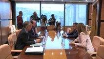 PNV y PSE/EE confirman el preacuerdo para un gobierno de coalición