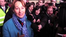 Brest: Ségolene Royal inaugure le Téléphérique - Bretagne Télé