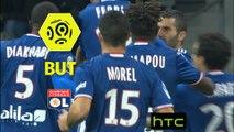 But Maxwel CORNET (3ème) / LOSC - Olympique Lyonnais - (0-1) - (LOSC-OL) / 2016-17