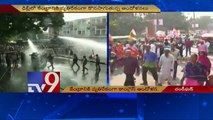 Congress shows black flags ahead of Amit Shah's rally - TV9