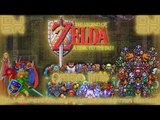 The Legend Of Zelda: A Link To The Past - Opening Intro [DJ SuperRaveman's Orchestra Remix]