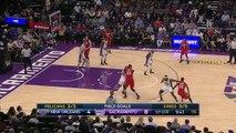 Anthony Davis 34 Pts Highlights | Pelicans vs Kings | November 8, 2016 | 2016-17 NBA Season