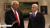Alec Baldwin Responds To Trump's Criticism Of His SNL Performance