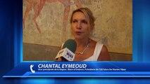 D!CI TV : La réaction de la maire d'Embrun et présidente de l'UDI dans les Hautes-Alpes, Chantal Eyméoud