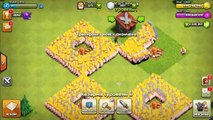 10000 barbarians the biggest attack ever happened in clash of clans history | watch this