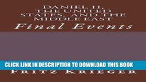 [PDF] Daniel 11, the United States,  and the Middle East: Final Events Full Collection
