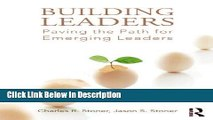 [PDF] Building Leaders: Paving the Path for Emerging Leaders [Read] Online