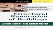 [PDF] Mobi Structural Renovation of Buildings: Methods, Details,   Design Examples Full Download
