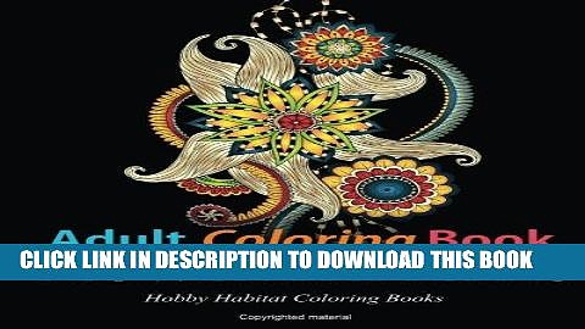 50 Gorgeous Flower Patterns Stress Relieving Henna Flower Designs Adult Coloring Books