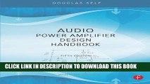 PDF Download Audio Power Amplifier Design Handbook PDF Full Ebook