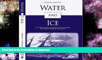 FAVORITE BOOK  Water and Ice: The Tragic Wrecks of the Bristol and the Mexico on the South Shore