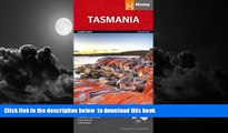 Best books Tasmania State NP Handy 2014: HEMA 1:650K BOOOK