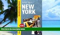 Buy Marco Polo Travel Publishing New York Marco Polo Spiral Guide (Marco Polo Spiral Guides)