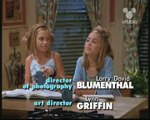 Mary-Kate And Ashley Olsen Two Of A Kind First Crush 1998
