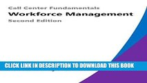 [READ PDF] Kindle Call Center Fundamentals: Workforce Management Full Download