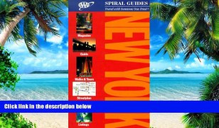Buy NOW AAA Spiral Guide New York AAA Spiral Guides AAA Full