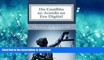 GET PDF  Do Conflito ao Acordo no Era Digital: Meios Eletrônicos para Solucionar Conflitos (MESC)