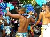 Notting Hill Carnival, London.
