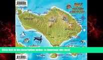 Best book  Bali Indonesia Dive Map   Coral Reef Creatures Guide Franko Maps Laminated Fish Card