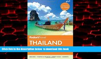 Best books  Fodor s Thailand: with Myanmar (Burma), Cambodia   Laos (Full-color Travel Guide) BOOK