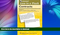 FAVORITE BOOK  Contracts Liaf 2008 (Law in a Flash) FULL ONLINE