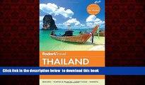 Read book  Fodor s Thailand: with Myanmar (Burma), Cambodia   Laos (Full-color Travel Guide) BOOK