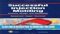 [PDF] Online Successful Injection Molding: Process, Design, and Simulation Full Epub