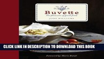 Best Seller Buvette: The Pleasure of Good Food Free Read