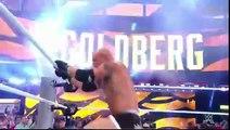 WWE Survivor Series 2016: Bill Goldberg vs Brock Lesnar (full match)