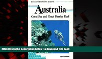 Best books  Diving And Snorkeling Guide To Australia - Coral Sea And Great Barrier Reef BOOOK ONLINE