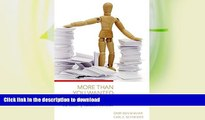 FAVORITE BOOK  More Than You Wanted to Know: The Failure of Mandated Disclosure FULL ONLINE