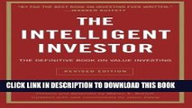 Best Seller The Intelligent Investor: The Definitive Book on Value Investing. A Book of Practical