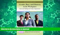 FAVORITE BOOK  Gender, Race, and Ethnicity in the Workplace [3 volumes]: Issues and Challenges