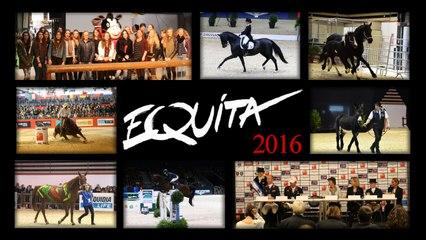Equita Lyon 2016 : le salon