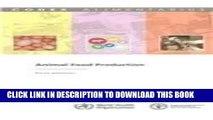 [PDF] Mobi Animal Food Production: FAO/WHO Codex Alimentarius Commission Full Online