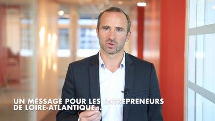 Yann Trichard, nouveau Président de la CCI Nantes St-Nazaire