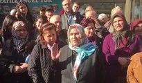 Soma'da madenci ailelerinden kapatılan ÇHD'ye destek: Ölene kadar arkalarındayız