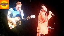 Chris Martin Sings 'Vande Mataram' With AR Rahman | Bollywood Asia