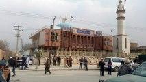 در جریان حمله انتحاری به یک مسجد شیعیان در کابل ده ها تن کشته و زخمی شدند