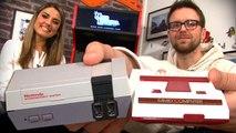 Unboxing Nes Mini / Famicom Mini