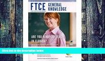 READ FULL  Ftce General Knowledge W/ CD-ROM 2nd Ed. (FTCE Teacher Certification Test Prep)