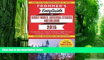 Buy Jason Cochran Frommer s EasyGuide to Disney World, Universal and Orlando 2015 (Easy Guides)