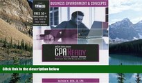 Buy NOW  CPA Ready Comprehensive CPA Exam Review - 36th Edition 2007-2008: Business Environment