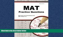FAVORIT BOOK  MAT Practice Questions: MAT Practice Tests   Exam Review for the Miller Analogies