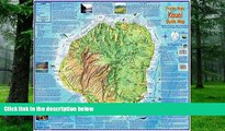 Buy Franko Maps Ltd. Kauai Hawaii Adventure Guide Map Laminated Poster by Franko Maps  Full Ebook